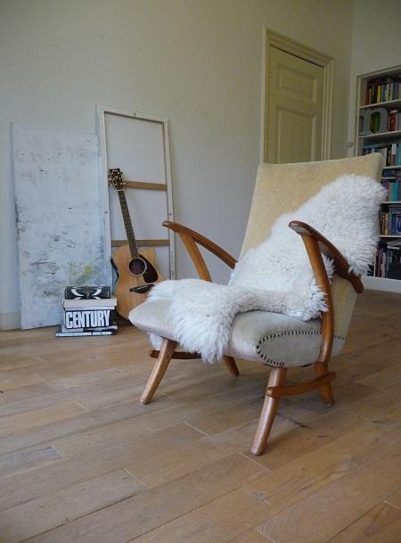 jaren 50 fauteuil 1