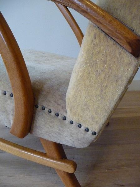 jaren 50 fauteuil 11