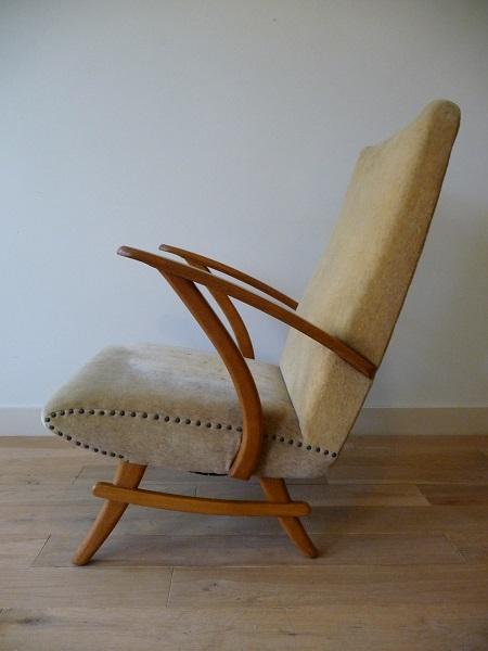 jaren 50 fauteuil 2