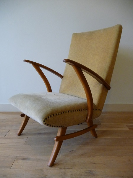 jaren 50 fauteuil 3