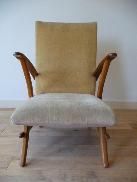 jaren 50 fauteuil 4