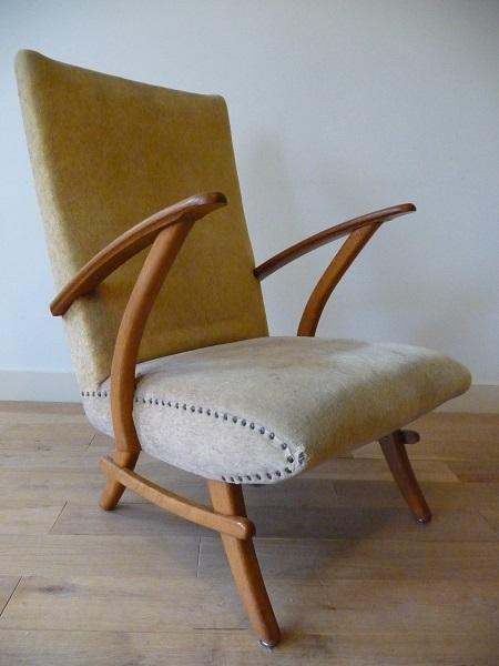 jaren 50 fauteuil 5