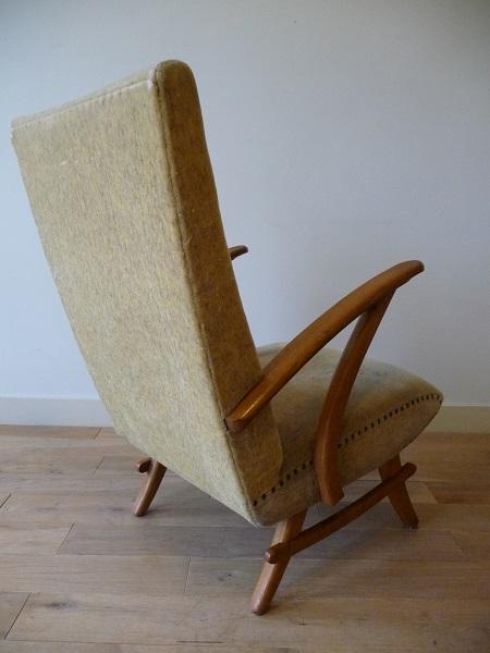 jaren 50 fauteuil 6