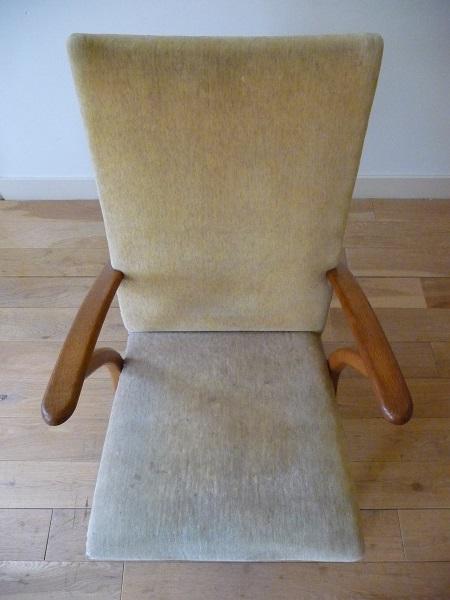 jaren 50 fauteuil 8