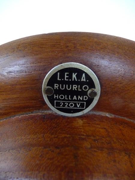 jaren 50 klok L.E.K.A. Ruurlo 6