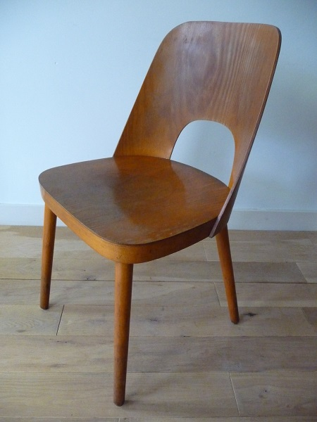 set Thonet stoelen Oswald Haerdtl 3