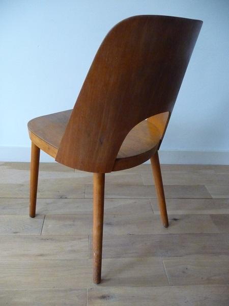 set Thonet stoelen Oswald Haerdtl 5