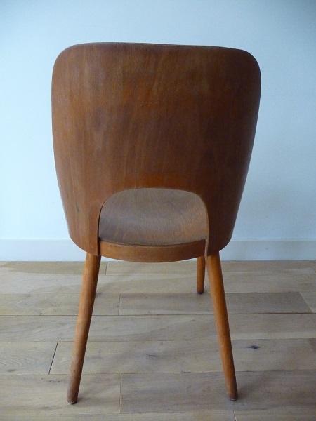 set Thonet stoelen Oswald Haerdtl 6