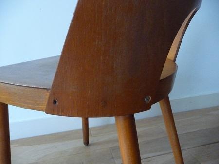 set Thonet stoelen Oswald Haerdtl 8