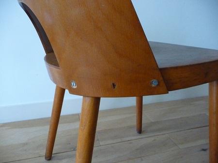 set Thonet stoelen Oswald Haerdtl 9