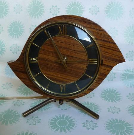 elektrische klok NUFA jaren 50 2