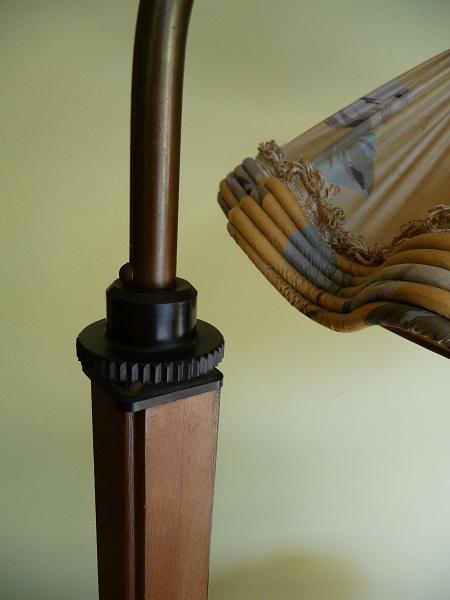 staande lamp met tafelltje jaren 50 7