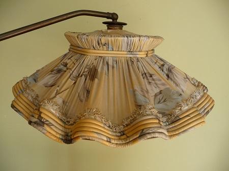 staande lamp met tafelltje jaren 50 8