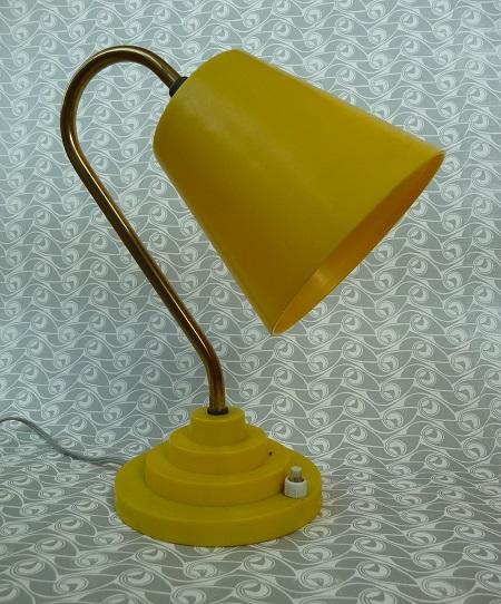 tafellamp jaren 50 1