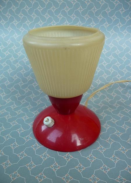 tafellampje jaren 50 4