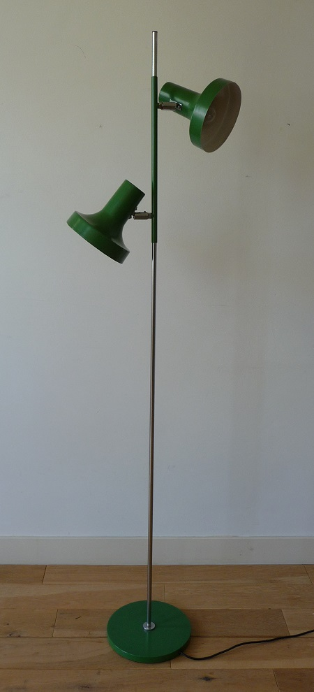 jaren 70 vloerlamp 12
