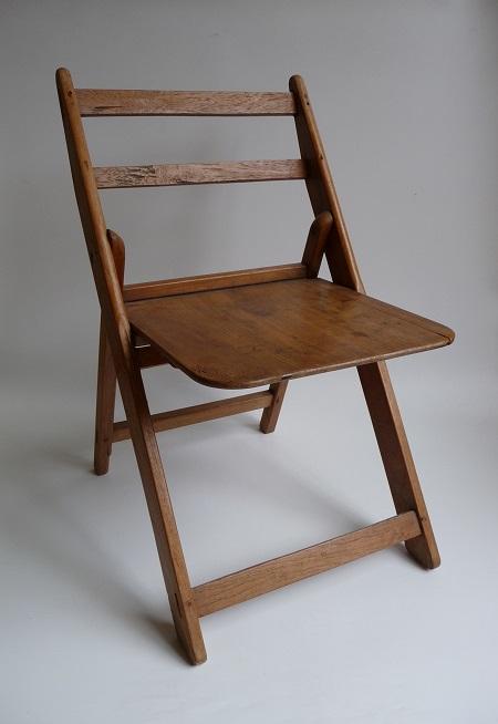oude, Franse vouwstoel 1