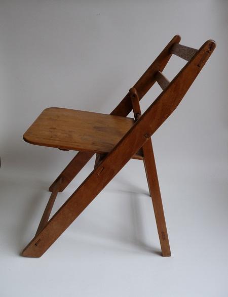oude, Franse vouwstoel 3