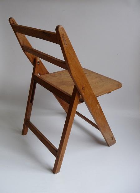 oude, Franse vouwstoel 5