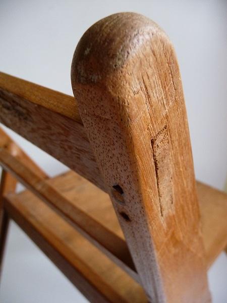 oude, Franse vouwstoel 6