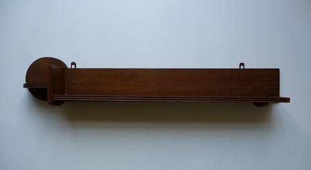 wandplank Art Deco 2