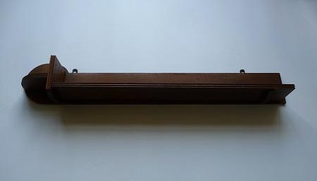 wandplank Art Deco 3