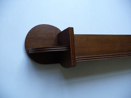 wandplank Art Deco 5