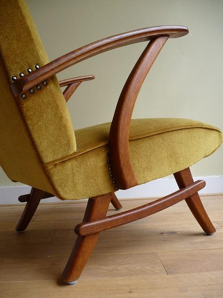 2 jaren 50 fauteuils 6