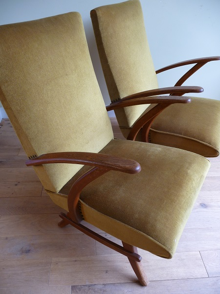 2 jaren 50 fauteuils 9