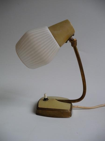 2 jaren 50 tafellampjes 2