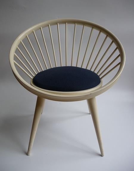 circle chair van Yngve Ekstrom 1