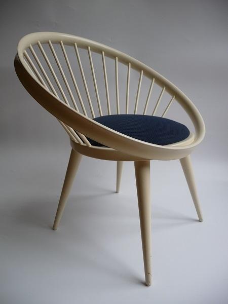 circle chair van Yngve Ekstrom 2