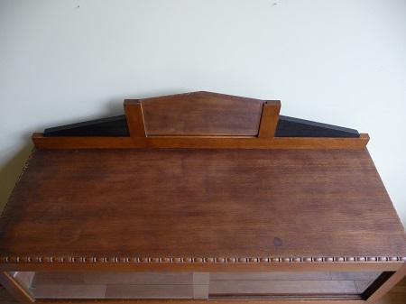 wandkastje Art Deco 11