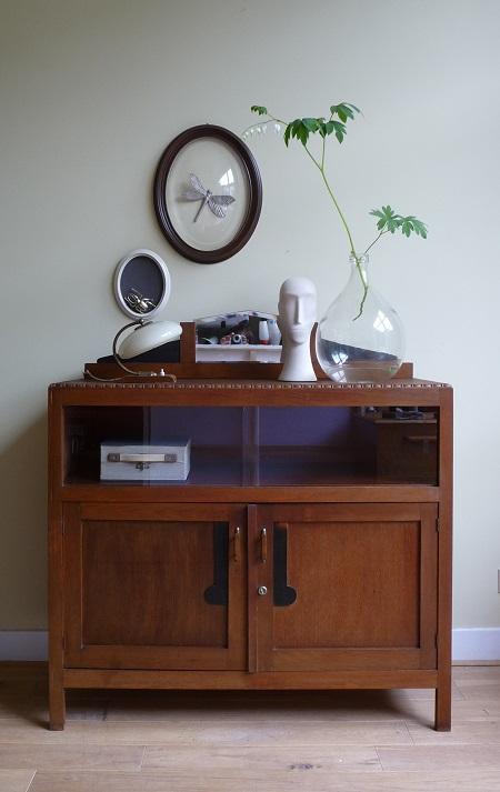 wandkastje Art Deco 9