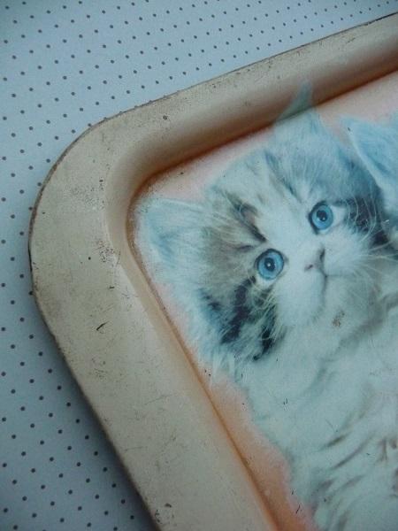 dienblad kittens jaren 50 2
