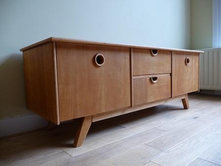 jaren 60 dressoir Deens 3