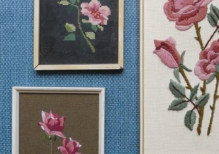 vintage-lijsten-geborduurde-rozen-1
