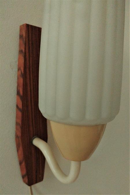 2 wandlampjes jaren 50 2