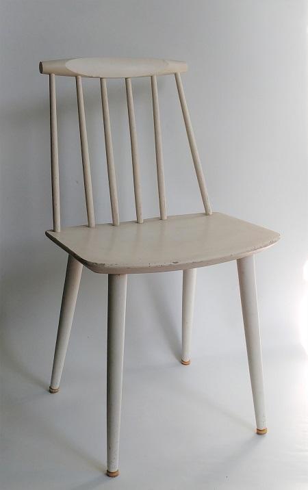 stoel J77 van Folke Pålsson, FDB Møbler Denmark 2