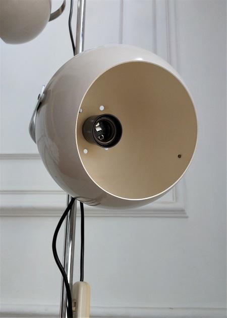 vloerlamp Herda jaren '70 7