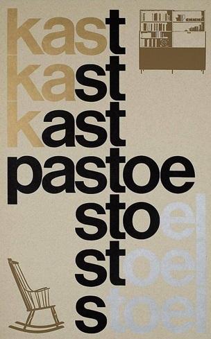 Oud Pastoe affiche 3