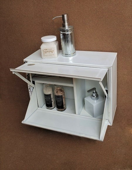 badkamerkastje jaren 60 1