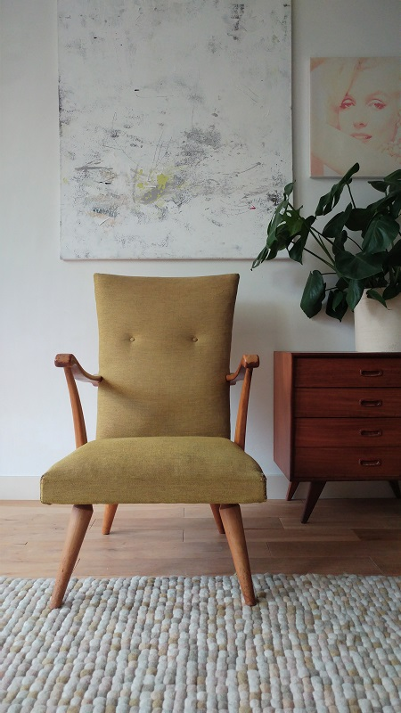 fauteuil jaren '60 12