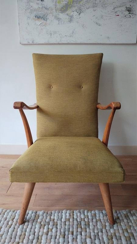 fauteuil jaren '60 14