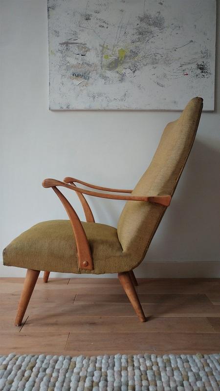 fauteuil jaren '60 16