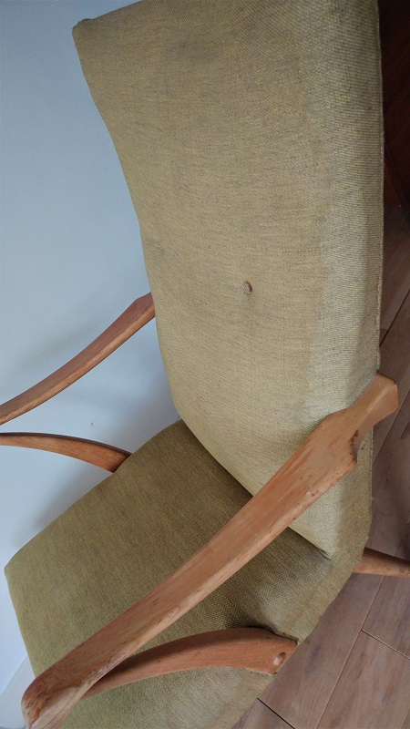 fauteuil jaren '60 22