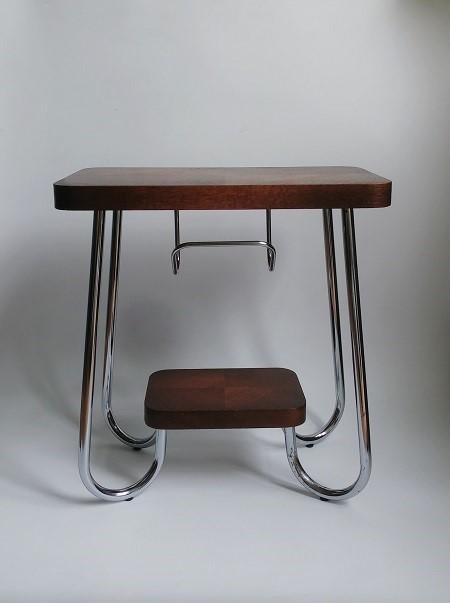 leestafel Art Deco 1