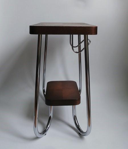 Van oude dingenlectuurtafel art deco van oude dingen for Deco oude huis