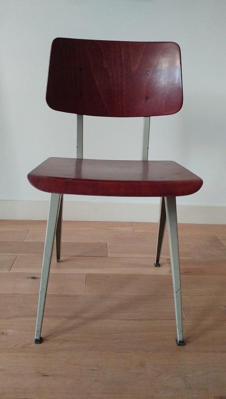 stoel Galvanitas S16 22