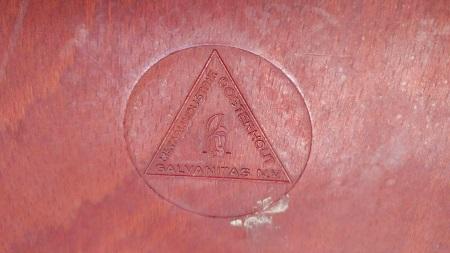 stoel Galvanitas S16 29